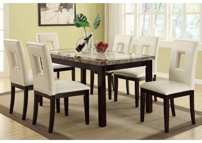 Image for White Dining Chair (Set of 2)