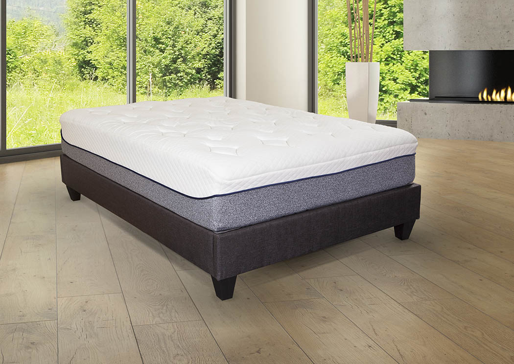 Cool Sleep Ultra Plush Full Mattress,Primo International