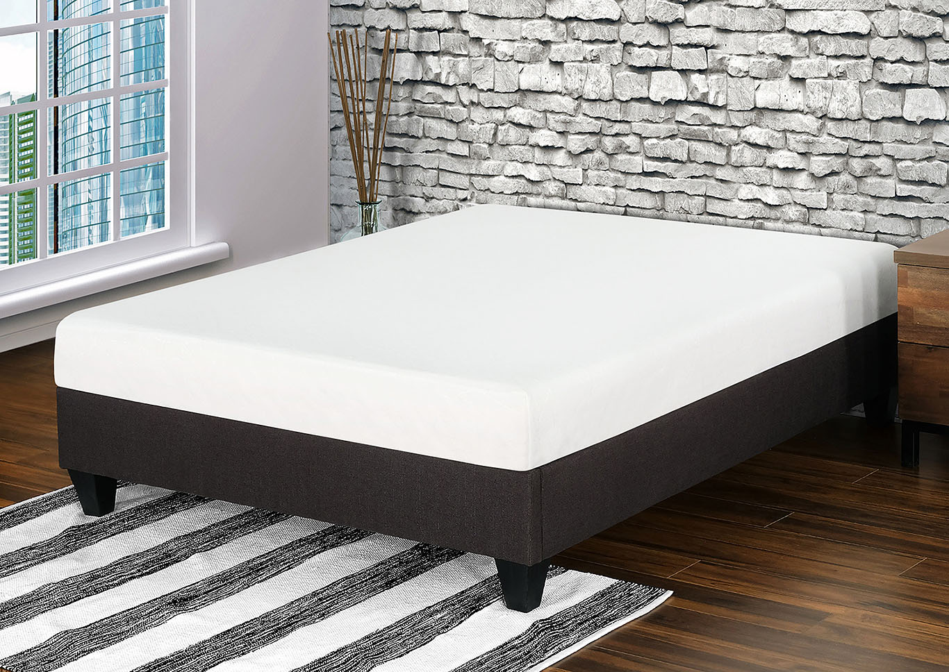 "Lana 8"" Queen Mattress,Primo International"