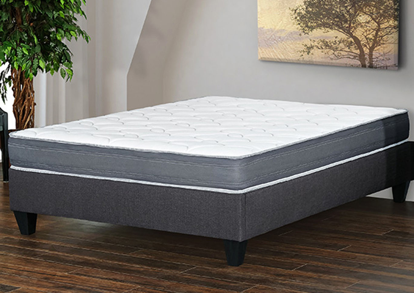 Primo Luna Deluxe Twin Mattress,Primo International