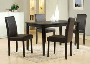Image for 7777 DINING TABLE