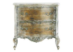 Image for Weathered Oak Accent Chest