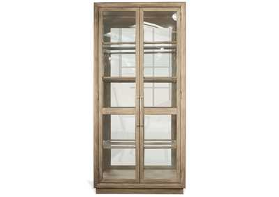 Image for Sophie Natural Display Cabinet