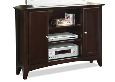 Image for Metro II Ebony Brown 44 Inch Corner Console