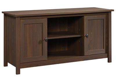 County Line Tv Stand Rum Walnut