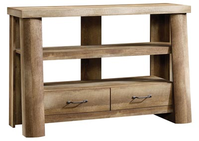 Boone Mountain Craftsman Oak Anywhere Console