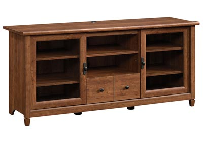 Edge Water Auburn Cherry Entertainment Credenza