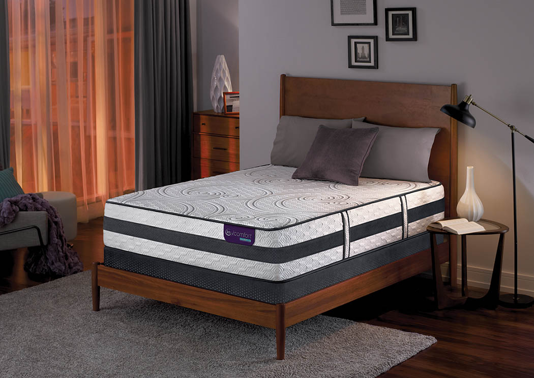 iComfort Discoverer Plush Queen Mattress,Serta Mattress