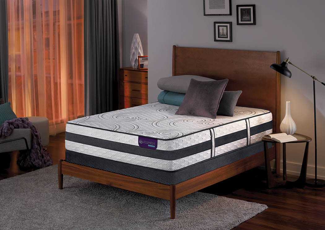 iComfort Philosopher Extra Firm Queen Mattress,Serta Mattress