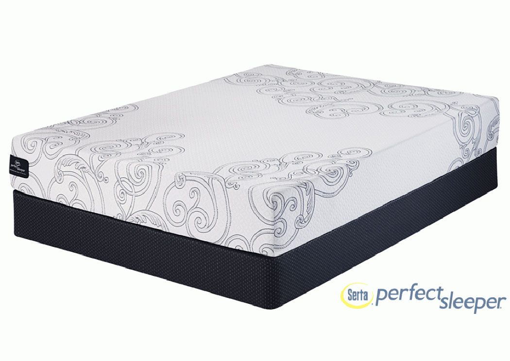Perfect Sleeper Kellerman Gel Memory Foam Queen Mattress,Serta Mattress