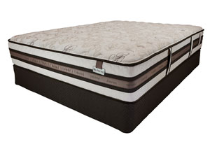 Image for iSeries Bellagio Azzura Firm Full Mattress