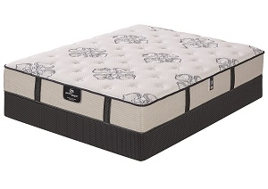 Image for Perfect Sleeper Bookert Trace Plush Queen Mattress