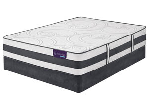 iComfort Discoverer Plush Queen Mattress