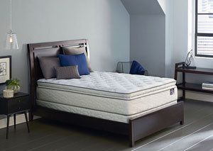 Image for SertaPedic Yorkville Super Pillow Top Queen Mattress
