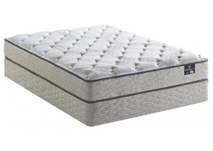SertaPedic Yorkville Plush Queen Mattress