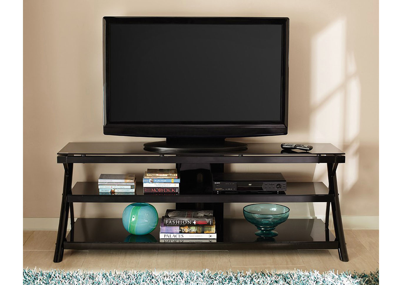 Cyndi Brown TV Stand,Steve Silver