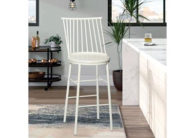 Image for Frida White Counter Stool [2/ctn]