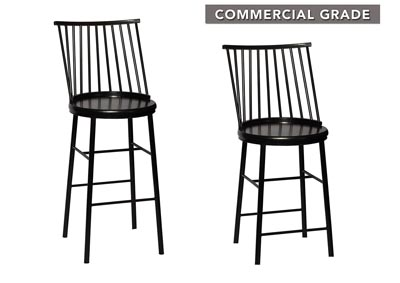 Image for Frida Black Counter Stool [2/ctn]