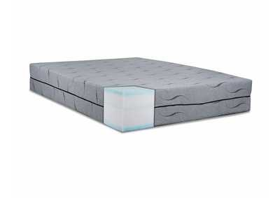 "Image for Refresh Grey 12"" King Mattress"