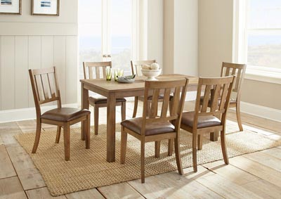 Image for Ander Brown Dining Table