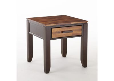 Image for Abaco Cherry End Table
