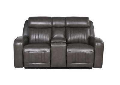 Image for Avila Brown Power-2 Recliner Slate