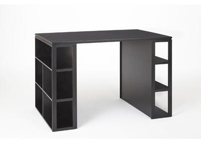 Bradford Black Counter Height Writing Desk