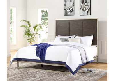 Image for Broomfield Brown Queen Bed