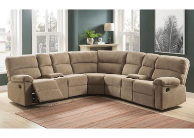 Image for Conan Latte 3 Piece Sectional Sofa