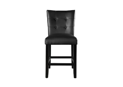 Image for Markina Black PU Counter Dining Chair [2/Ctn]