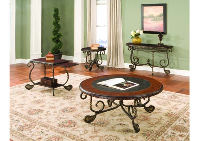 Image for Rosemont Brown 4 Piece Occasional Table Set