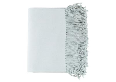 Image for Chantel Silver Gray Throw