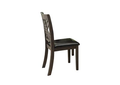 Image for Benny Brown Set Of 2 Chairs (2/CN)
