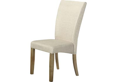 Image for Eva Rustic Set Of 2 Chairs (2/CN)