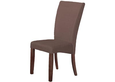 Image for Eva Brown Set Of 2 Chairs (2/CN)
