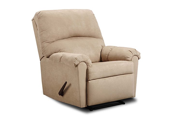 TAUPE 3-WAY RECLINER,United Furniture