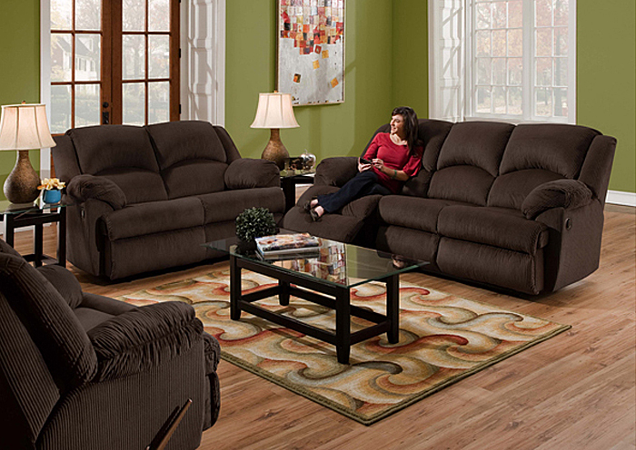 BELUGA DOUBLE MOTION SOFA,United Furniture