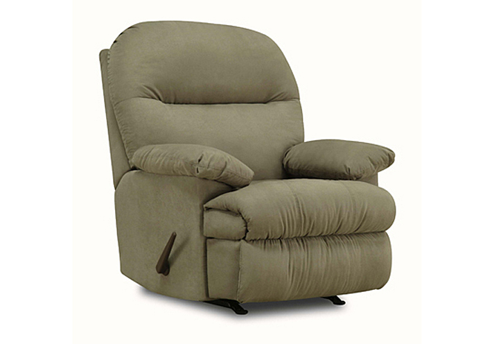 LATTE ROCKER RECLINER,United Furniture