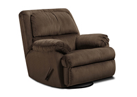 BELUGA GLIDER SWIVEL RECLINER