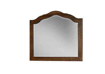 Artisan Choices Silver Villa Arched Mirror