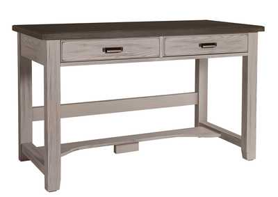 Image for Bungalow Dover Grey with Folkstone Top  Laptop Desk
