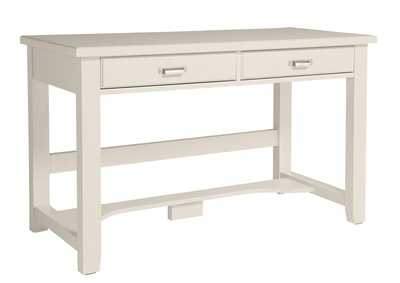 Image for Bungalow Lattice White  Laptop Desk