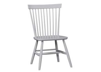 Bonanza Gray  Desk Chair,Vaughan-Bassett