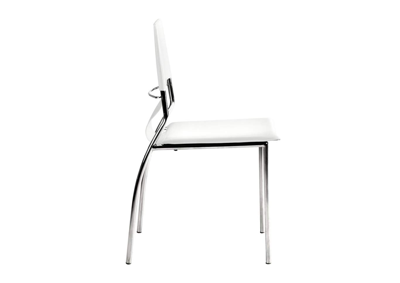 Trafico Dining Chair White Big Box Furniture Discount Furniture Stores In Miami Florida